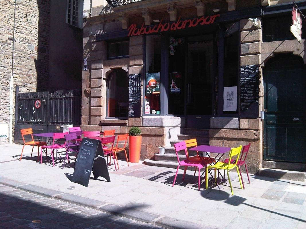 Nabuchodobonor - Restaurant Rennes